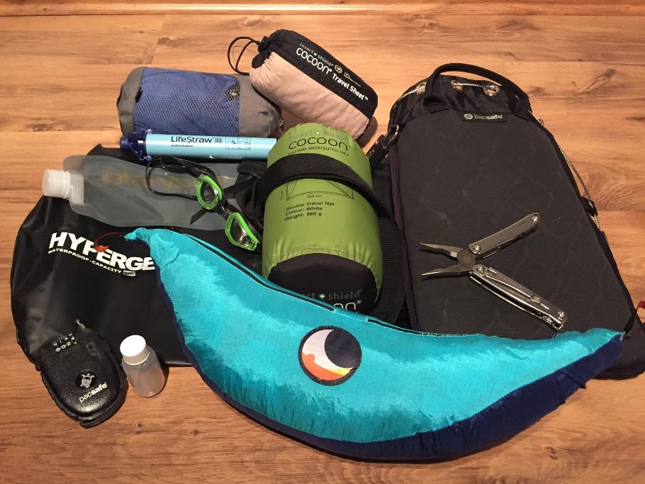 Costa Rica-travel-gear