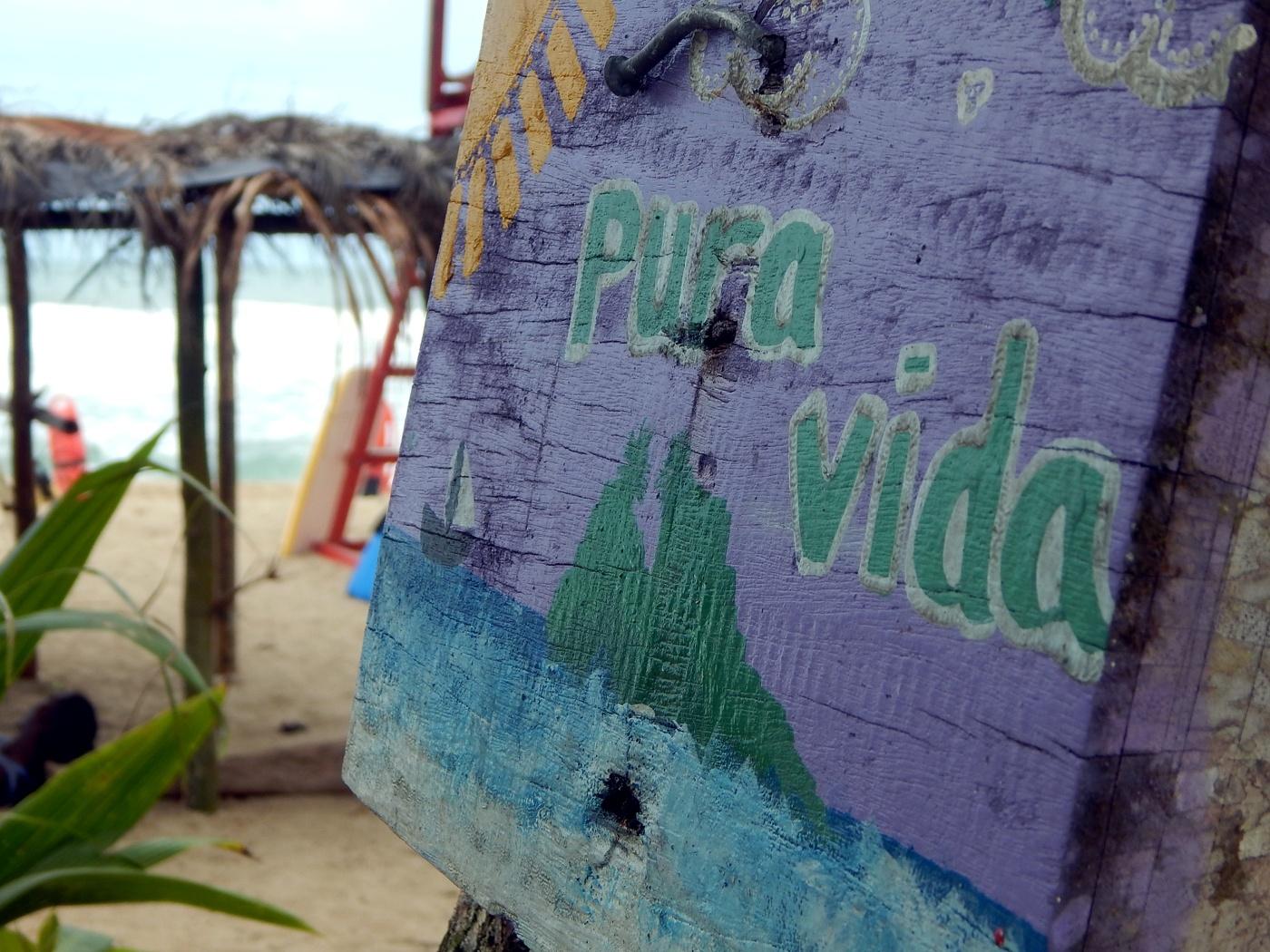 Puerto Viejo: Pura Vida
