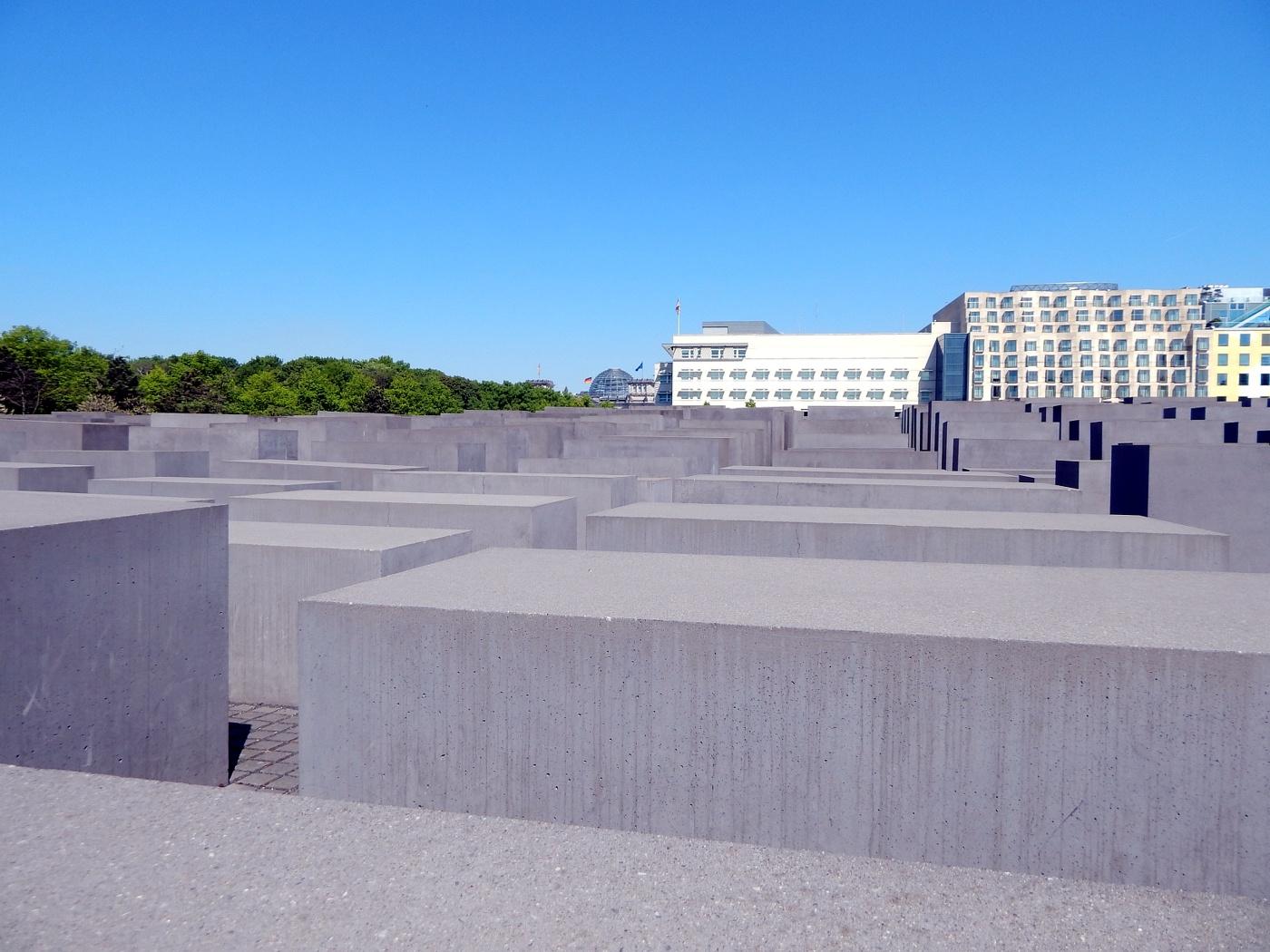 Berlin günstig erkunden: Holocaust Mahnmal
