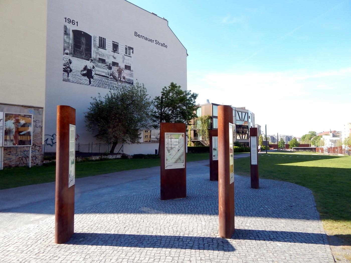 Berlin günstig erkunden: Bernauer Str.