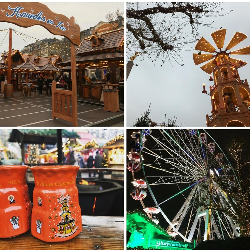 BENELUX-Weihnachtsmärkte