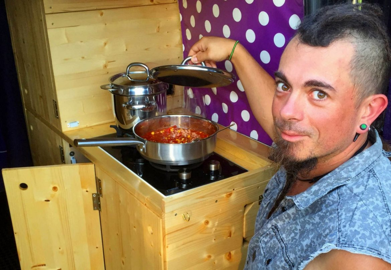 Hod Rod Chili Con Carne So Macht Man Sich Freunde Auf Dem Stellplatz