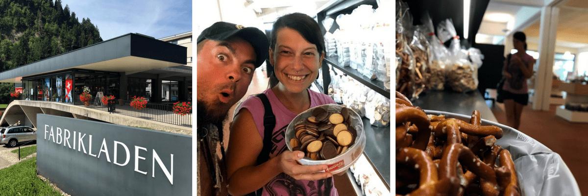 Grand Tour of Switzerland #02: über Höhlen, Schlösser und die besten Kekse der Welt!