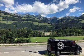 Grand Tour of Switzerland SwissGrandTour Roadtrip Schweiz Campervan