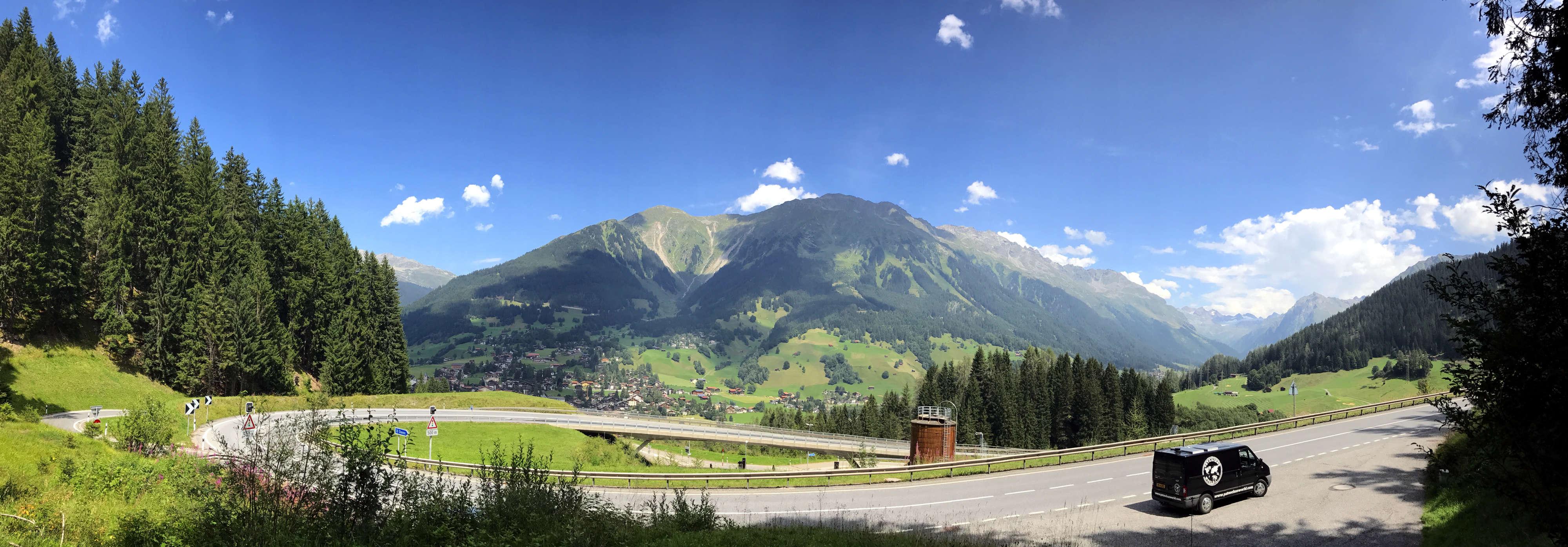 Grand Tour of Switzerland SwissGrandTour Schweiz Roadtrip Campervan