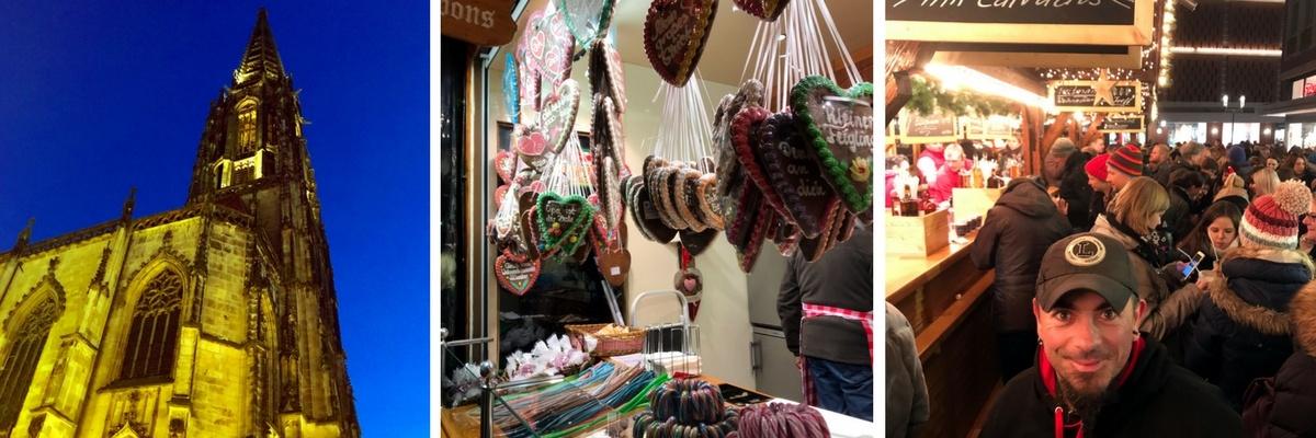 PataschasXmasRun Weihnachtsmärkte Weihnachtsmarkt Münster Deutschland Glühwein Bratwurst Dom
