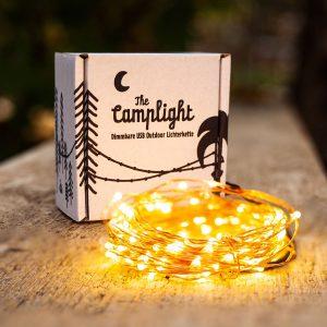 Lichterkette USB Camplight The Sunnyside Camping dimmbar
