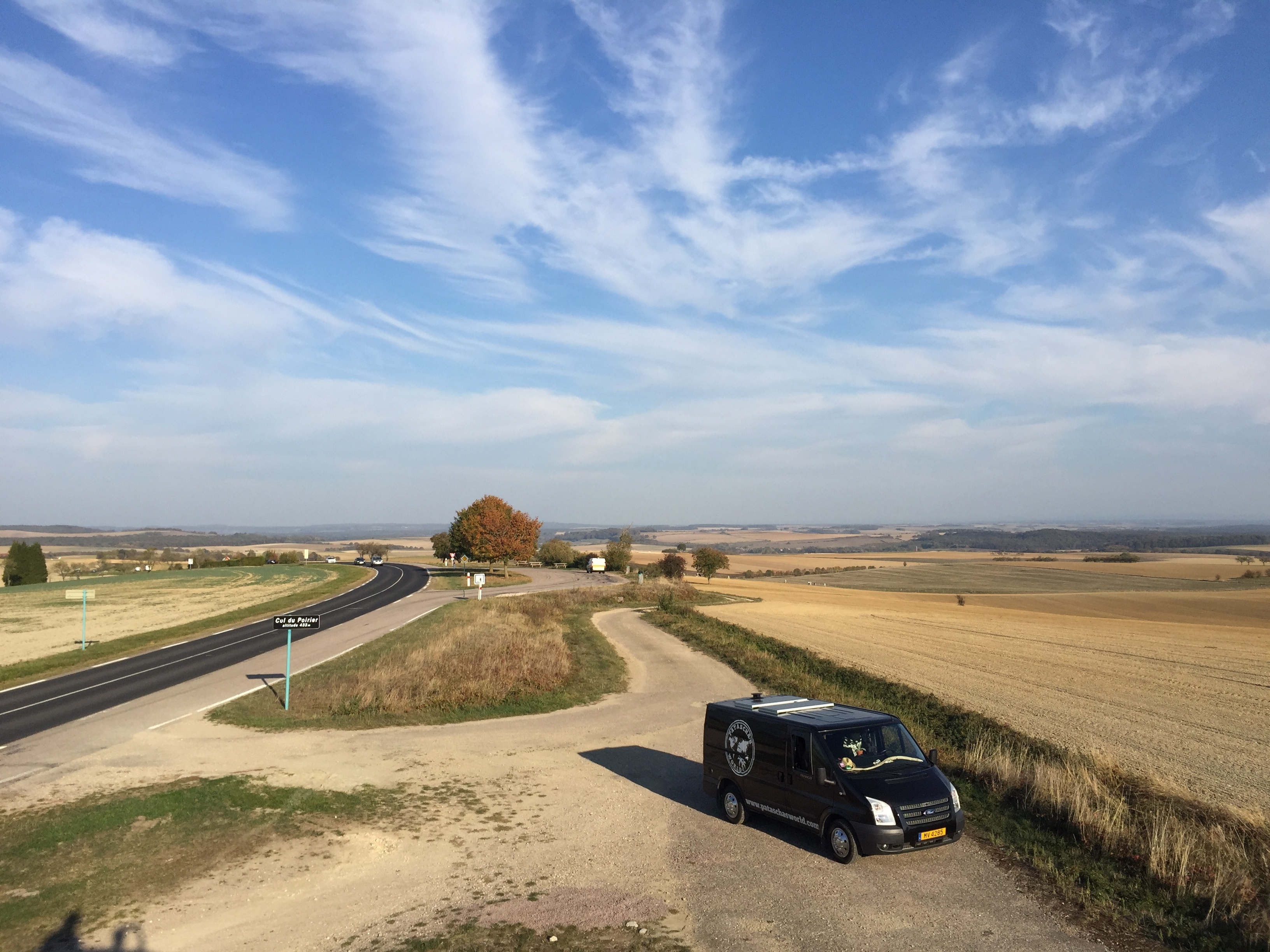 Patascha Grüne Strasse Route Verte Elsass Vogesen Schwarzwald Roadtrip Road trip Europa Deutschland Frankreich Ferienstrasse Urlaub Contrexéville Donaueschingen Freiheitsmobil