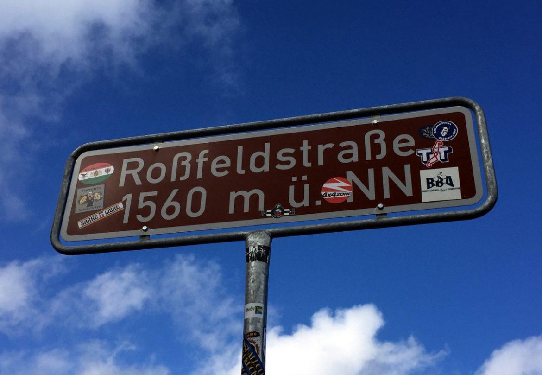 Rossfeld Panoramastrasse Ferienstrasse Passstrasse Maut Mautstrasse Patascha Europa Deutschland Roadtrip Deutsche Alpenstrasse wandern ski