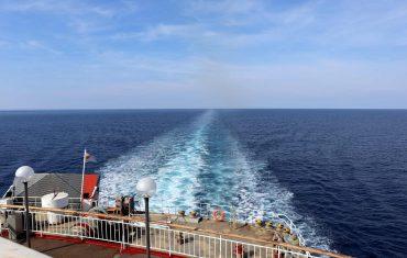Griechenland Italien Venedig Igoumenitsa Roadtrip Adria Magistrale Patascha Vanlife Fähre Anek Lines Erlebnisbericht Reisen Wohnmobil Camping an Bord