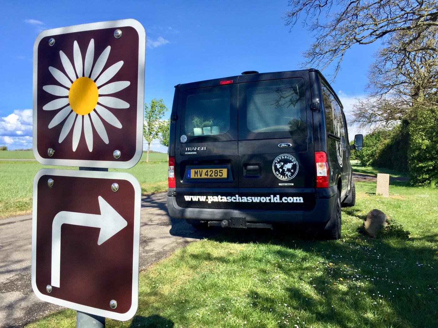 Patascha Dänemark Roadtrip Visit Denmark Lolland Falster Margeritenroute Wohnmobil Ferienstrasse Camping Stellplatz Museum Sehenswürdigkeiten