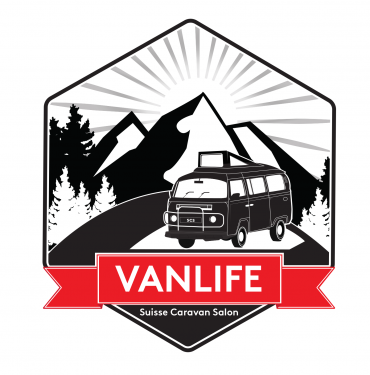 Vanlife Camp Suisse Caravan Salon Messe Bern Expo Schweiz Vortrag Adria Magistrale Lagerfeuer Talkrunde Campervan Reisemobil Wohnmobil