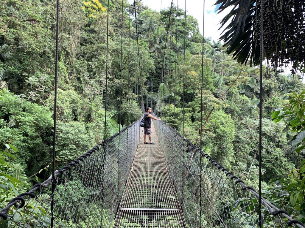 Patascha Reiseblog Roadtrip Costa Rica Rundreise Reiseroute Dachzelt Nomad America mieten Autovermietung offroad Camping wild campen Sehenswürdigkeiten Informationen Öffnungszeiten Nationalpark Vulkan Hängebrücke Hanging Bridges