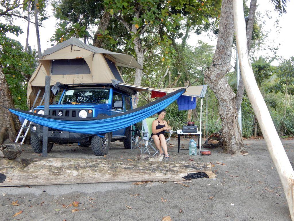 Patascha Reiseblog Roadtrip Costa Rica Rundreise Reiseroute Dachzelt Nomad America mieten Autovermietung offroad Camping wild campen Sehenswürdigkeiten Informationen Öffnungszeiten Nationalpark Vulkan