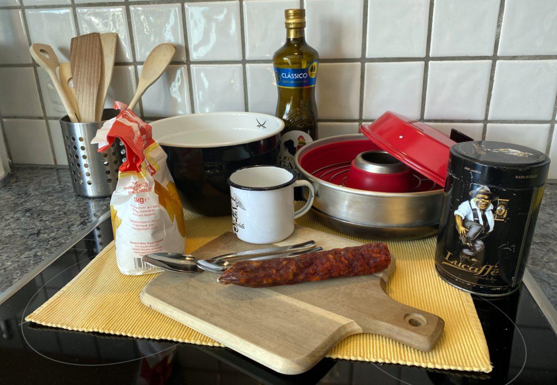 Portugiesische Brötchen aus dem Omnia | Patascha's Vankitchen