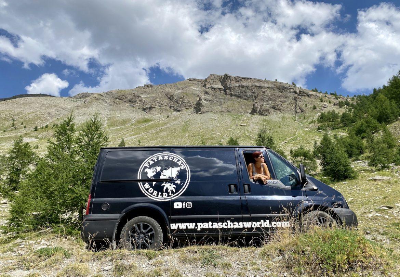 Patascha Roadtrip Reisen Reiseblogger Route des Grandes Alpes Frankreich Berge Mittelmeer Pass Tour de France Traumstrasse Passstrasse