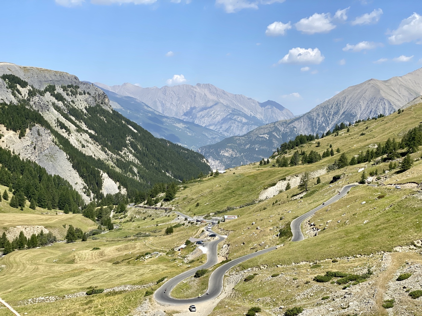 Patascha Bonette Col Route de la Roadtrip Route des Grandes Alpes Camping Wohnmobil Camper Europa Frankreich